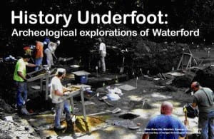 History underfoot