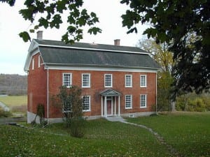 Home of General Nicholas Herkimer