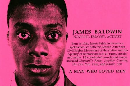 university at buffalo launches online lgbt archive the new york  james baldwin lgbt