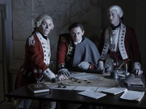 Turn American Revolution TV Show