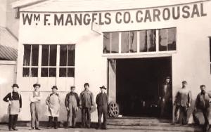 William F Mangles Carousal Company