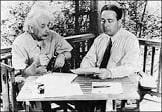 Albert Einstein & Leo Szilard