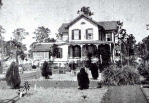 John G. Borden House-Clay County Archives