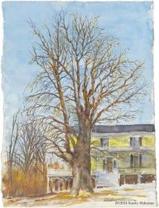 Stanley Maltzman Thomas Cole House_2014