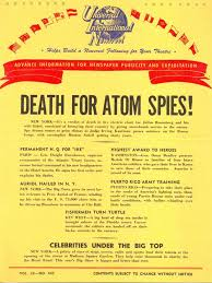 Fears of Soviet Communism & Nuclear War Fed the Spy Trial