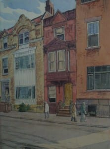 Edgar Holloway's Narrowest House