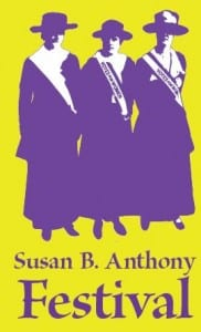 Susan B Anthony festival