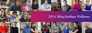 2014 macarthur fellows