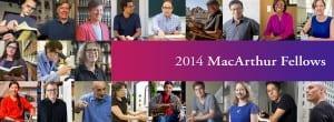 2014 macarthur fellows