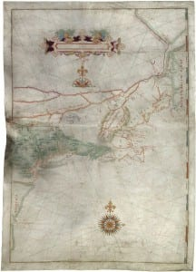 the 1614 Block map