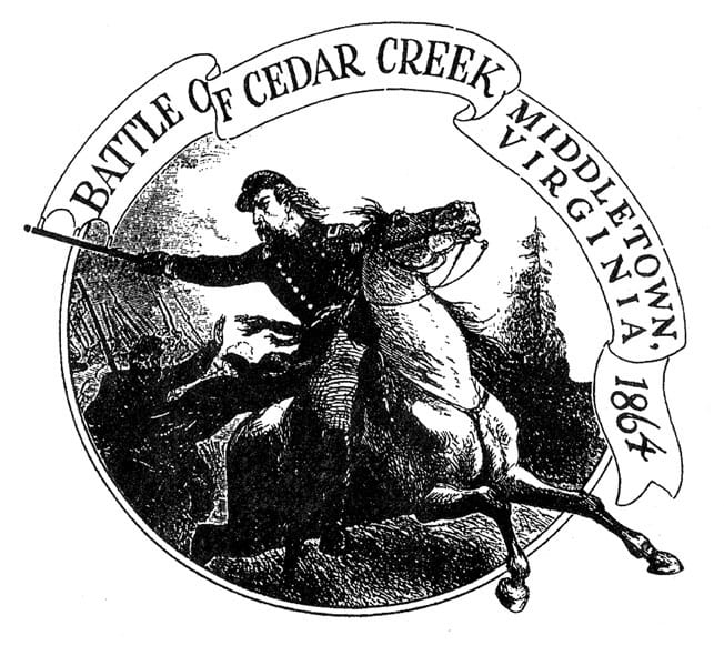 cortland county archives the new york history blog Arrow Past Present cedar creek battlefield association logo