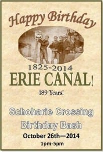 Erie Canal Party