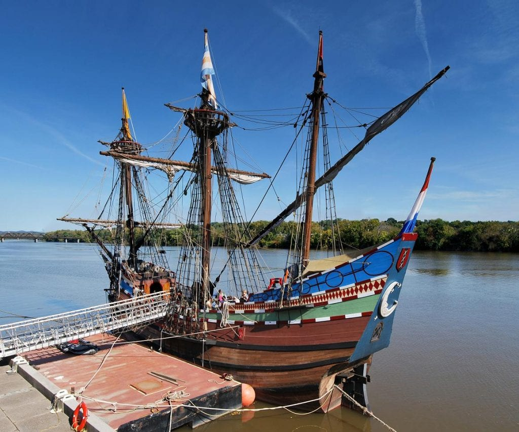 Replica Half Moon May Move To The Netherlands | The New York History Blog