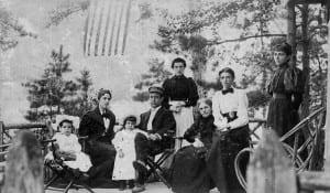 Ranger Family 1895