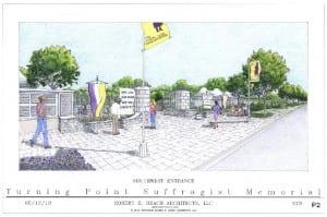 Virginia Suffragist Memorial