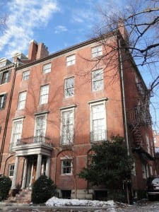 Colonial Massachussesttes Society