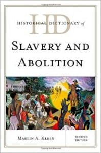 Dictionary of Slavery and Abolition