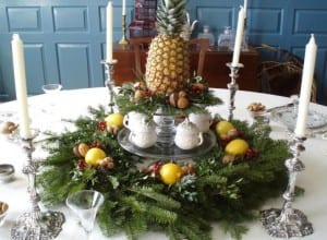 Johnson Hall Christmas