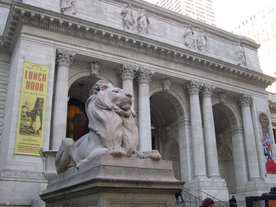 The new york public library is seeking applications for short term
