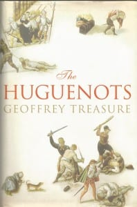 Book Cover - The Huguenots