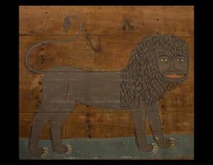 Poestenkill Lion