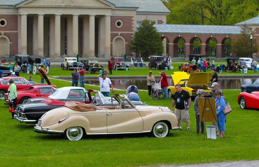 Saratoga Automobile Museum S Spring Auto Show The New York