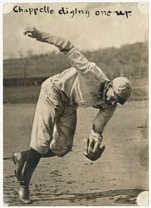 Robert Chappelle Albany Senators Baseball
