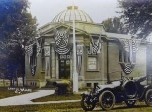 Cattaraugus County Memorial Dedication 1914