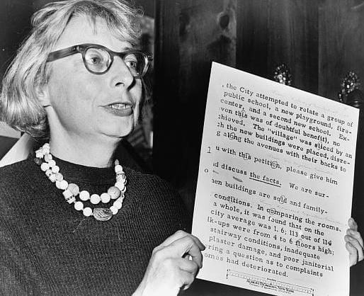 Story of cities #32: Jane Jacobs v Robert Moses, battle of New York's urban titans