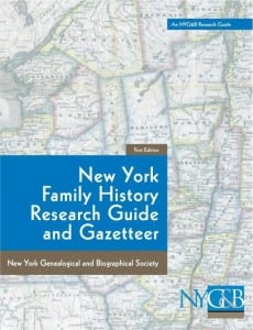 NY Research Guide front cover