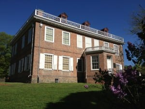 Schuyler Mansion  2014