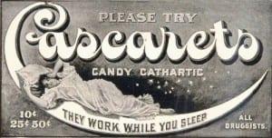 1Cascarets1898