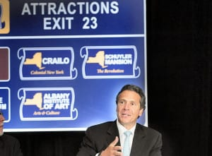 Andrew Cuomo Path Through history