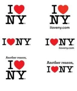 I love ny logos