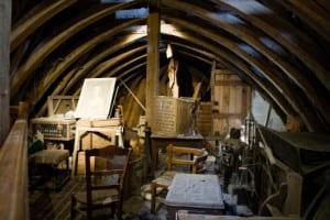 attic of history