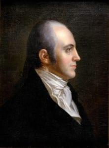 Aaron Burr 1802
