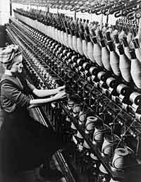 Amersterdam Mill Worker