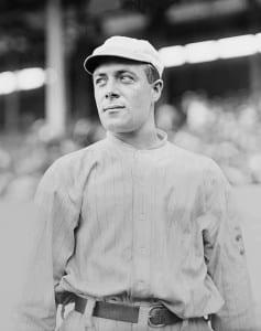 George J Burns in 1913