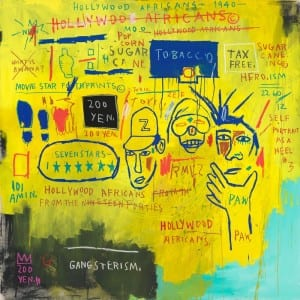 HollywoodAfricans.Basquiat.1983.Whitney