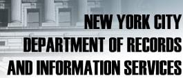 NYC Department of Records and Archives