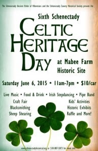 Schenectady Celtic Heritage Day