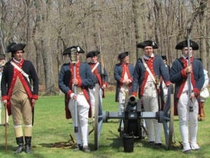 American Revolution Artillery