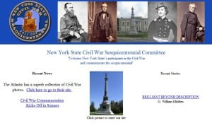 Civil War 150th New York State