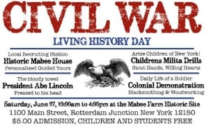 Mabee Farm Civil War Day