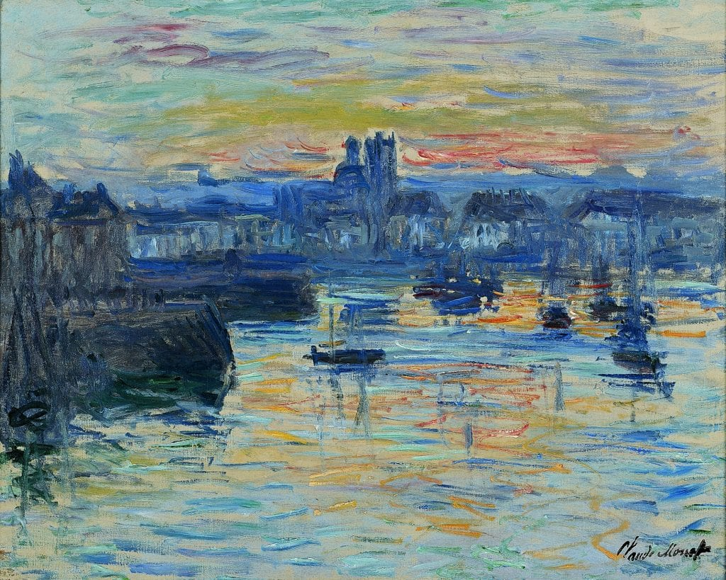 The origin and history of impressionism