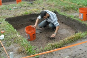 Schoharie Archealogical dig