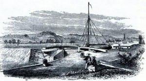 State Dam, Troy