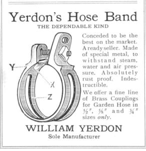 Yerdon Hose Band