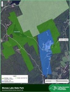 moreau state park map 1