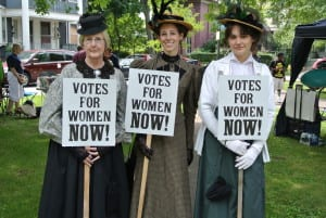 Photo courtesy the National Susan B Anthony Museum & House.